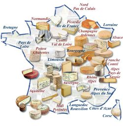 Fromages-france